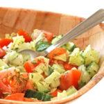 Салат для обмена веществ
