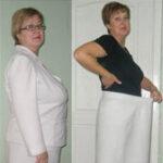 Похудеть на 21 кг