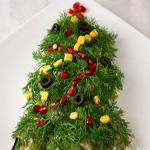 Диетические салаты для новогодних праздников