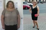За первые 4 месяца я похудела на 16 кг!