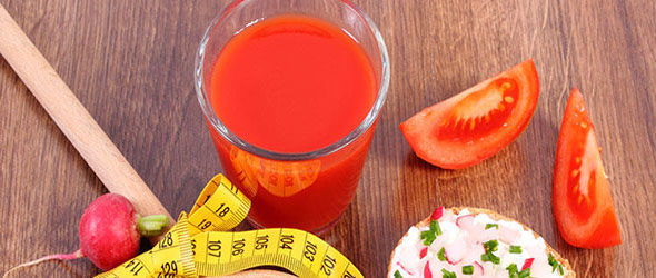 Хотите похудеть просто: пейте томатный сок